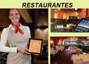 Software facturación restaurantes tablet ipad mac