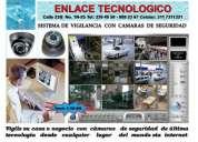 Camaras de seguridad, sistema de video vigilancia, de ultima tecn