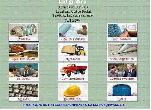 SOFTWARE MONICA 8.5 EL PROGRAMA MAS FACIL DE USAR