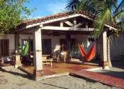 Coveñas, colombia alquiler de cabaña frente al mar