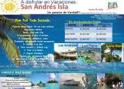 Plan full a san andres islas