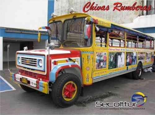 LAS MEJORES RUMBAS EN CHIVAS RUMBERAS