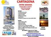 Cartagena hotel costa azul entre semana