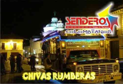 Chivas Rumberas por Bogota