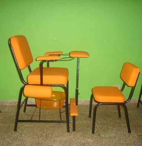 Promocion de sillas para hacer manicure y pedicure cali for Sillas para manicure
