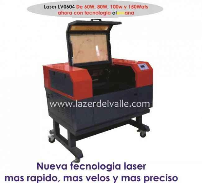 vendo laser industrtial de grabado y corte de 60w en bucaramanga
