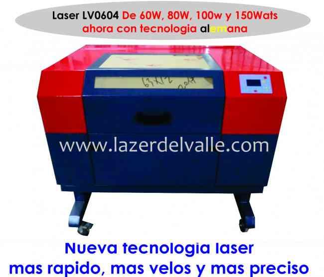 laser industrial de grabado y corte de 80w venta en bogota