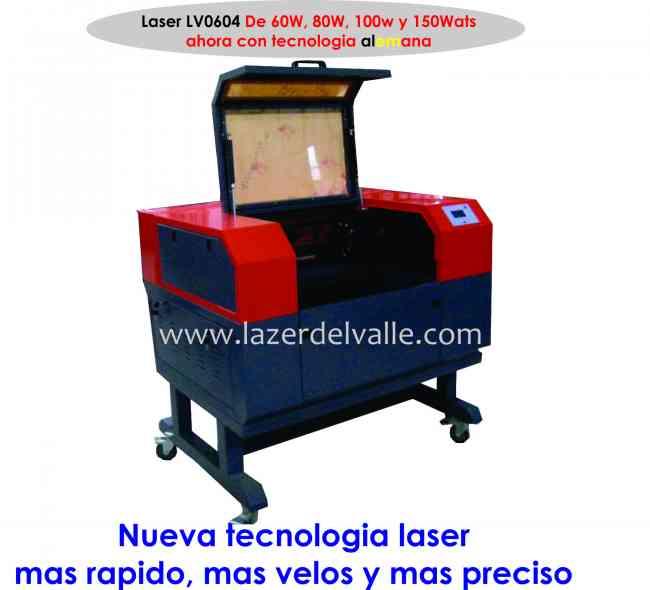 maquina laser de grabado y corte de 80w con cama baja y aditivos incluidos venta en pereira