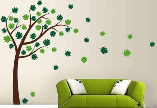 Fotos de decoracion de interiores con vinilos adhesivos medell n hogar jardin muebles - Fotos en vinilo adhesivo ...