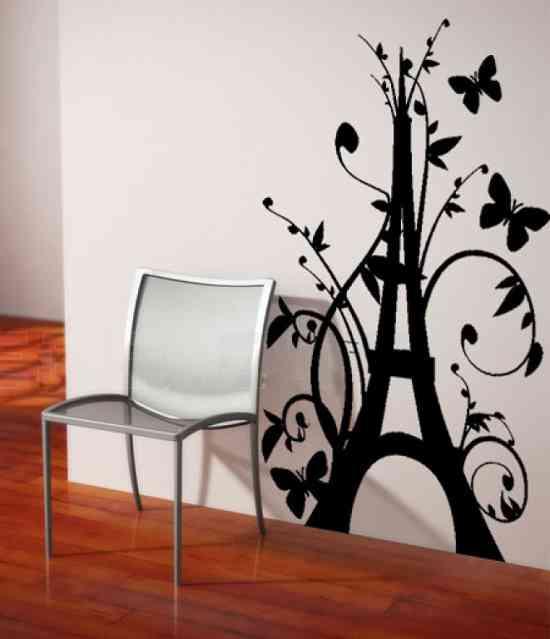 Fotos de decoracion de interiores con vinilos adhesivos - Fotos en vinilo adhesivo ...