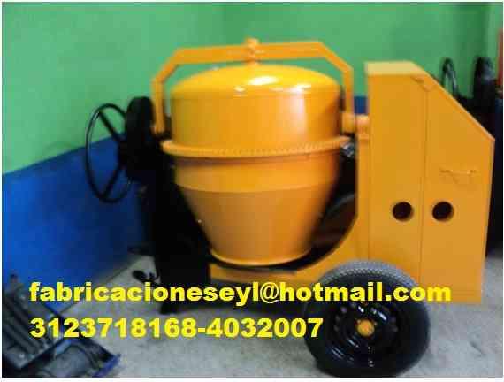 mezcladoras para concreto tipo trompo en venta