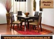 Muebles rústicos en barranquilla  - colombia