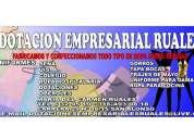 Dotaciones empresariales ruales