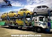Traslado de vehiculos nuevos y usados en colombia