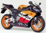 Toma de improntas para motos