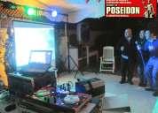 Alquiler de karaoke,video beams y sonido profesional en bucaramanga