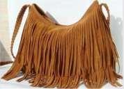 Vendo bolso flequillos barato y fashion!!