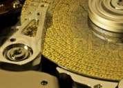 Recuperación de datos - discos duros, usb, memorias