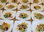 Servicio de buffet y banquetes en bogota