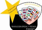 Cali traducción oficial certificada y técnica con sello aprobado.