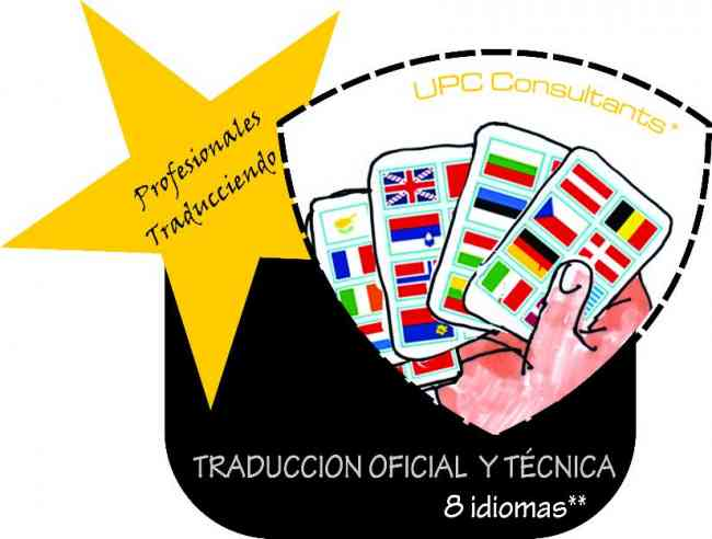 Realizamos traducciones oficiales y técnicas / 8 idiomas. llama ya!