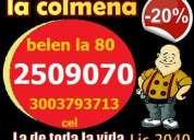 Colmena llaves tel 2509070
