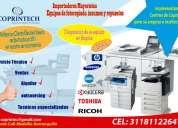Fotocopiadoras servicios ventas