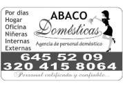 Abaco domesticas