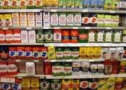 Supermercado, auservicio domicilios