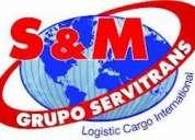 Transporte nacional-envio de carga tel; 314-296-5987