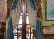 Lavado de toda clase de cortinas