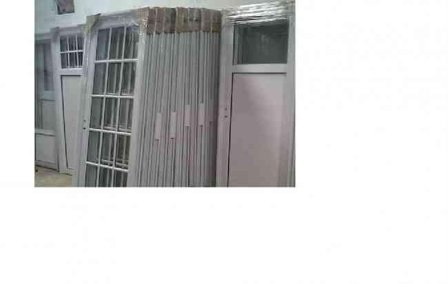 Puertas en Aluminio desde $ 130.000. Carpinteria en Aluminio en general.