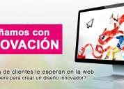 Diseño de paginas web bogota - colombia
