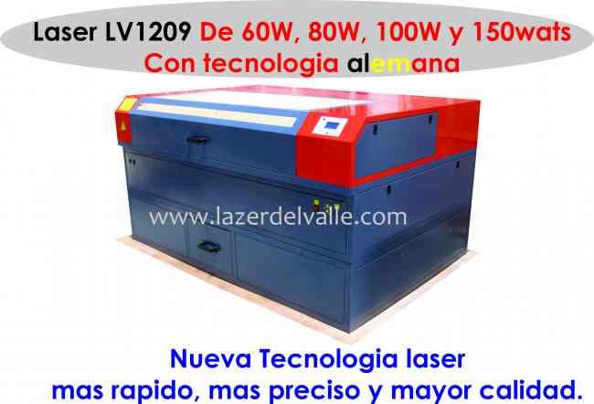 vendo maquina laser de corte y grabado de acrilicos en medellin Laser LV 150W