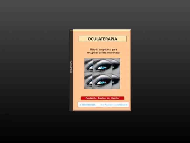 OCULATERAPIA TÉCNICA VISUAL