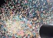 Venturi explosion de confeti en medellin