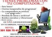 ReparaciÓn y mantenimiento de computadores y portÁtiles en medellÍn