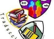 Se traducen textos oficiales y tÉcnicos en 8idiomas