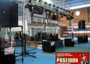 Miniteca poseidon - eventos y fiestas en bucaramanga - santander