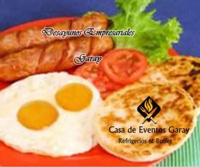 Refrigerios – Desayunos – Estaciones de café - Banquetes y eventos sociales