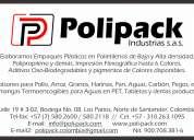 Polipack industrias s.a.s. - fabricacion bolsas y rollos plastico