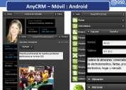 Osd anycrm - gestion de relaciones con el cliente - crm medellin