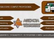 Diseño portales web / diseño web tienda online