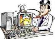 Servicio de mantenimiento y reparación de computadores
