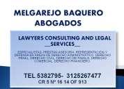 Abogados:consultas y asesorias juridicas
