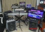 Hora loca karaoke musica en vivo dj pianista cantante salvatore liistro