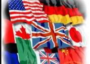 TraducciÓn oficial  ingles italiano-aleman-portugues – ruso -