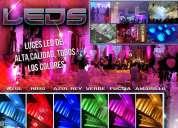 alquiler de luces led,efectos y minitecas en barranquilla  3808661