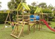 Venta de parques infantiles a nivel nacional llame ya economicos