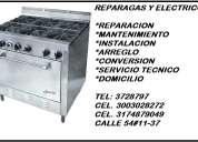 hornos a gas, hornos electricos, hornos industriales
